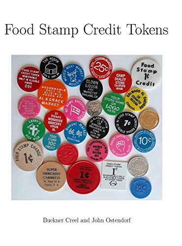 Food Stamp Credit Tokens