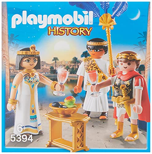 Playmobil Romanos y Egipcios Playmobil Playset,...
