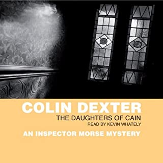 The Daughters of Cain audiobook cover art