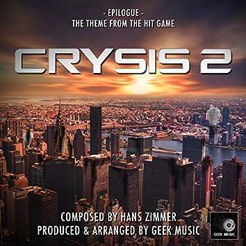 Crysis 2 - Epilogue - Main Theme