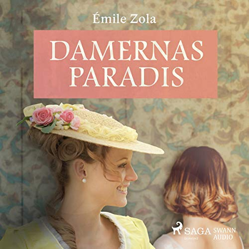Damernas paradis audiobook cover art