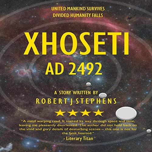 Xhoseti: AD 2492 cover art