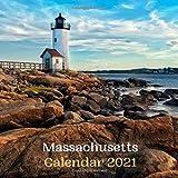 Massachusetts Calendar 2021