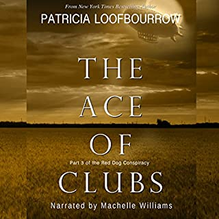 The Ace of Clubs audiobook cover art