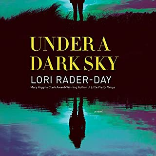 Under a Dark Sky audiobook cover art