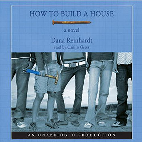 How to Build a House audiobook cover art