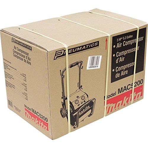 Makita MAC5200 Big Bore 3.0 HP Air Compressor
