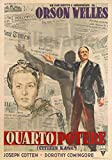 PostersAndCo Film Citizen Kane Rnqo-Poster/Nachbildung 40 x