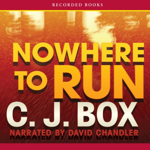 Nowhere to Run cover art