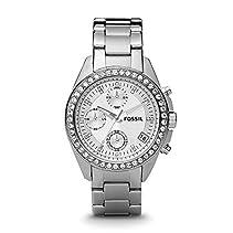 FOSSIL  Damen Chronograph Ladies Dress ES2681