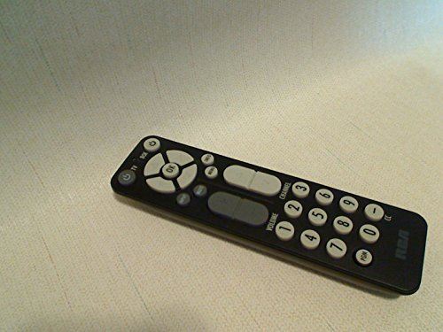 "RCA Digital TV Converter Box Remote Control RC27A for DTA800 DTA800B DTA800B1--Sold exclusively by ""Sourcing Remote"""