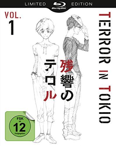 Terror in Tokio - Vol. 1 [Blu-ray] [Limited Edition]