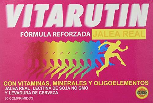 Robis Vitarutin Combinación de Multivitaminas y Minerales - 30 Comprimidos