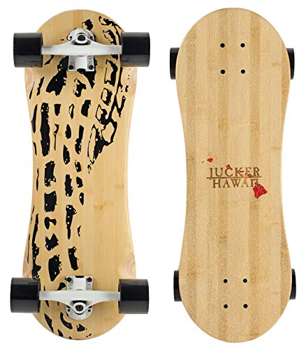 JUCKER HAWAII Longboards todos los Makaha en diferentes variantes (JUCKER HAWAII Mini Cruiser Longboard Pineki - City Cruiser)