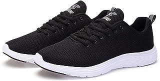 ZLYZS Zapatos De Jogging para Mujer, Zapatillas De Deporte De Malla De Moda Zapatos De Gimnasia Livianos Zapatos Planos Có...