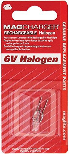 Mag-Lite LR00001 Mag-Charger Halogène Ampoule Verre Transparente