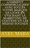 comment commercialiser avec succès votre marque en ligne en utilisant le marketing de contenu et les médias sociaux