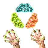 RitFit Best Finger & Exerciser Stretcher, Hand Extensor...