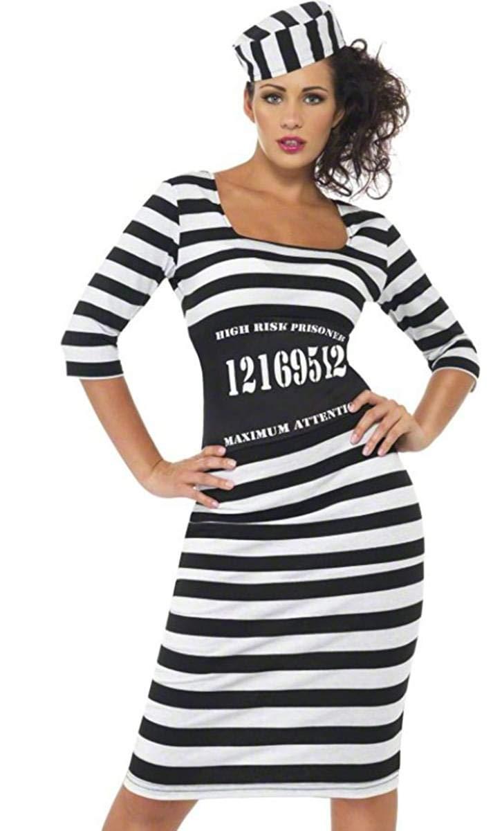 Smiffys Disfraz de Presa Clásico para Mujer: Amazon.es: Juguetes ...