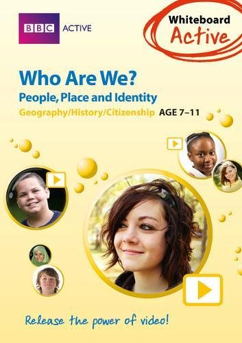 Who Are We People, Place and Identity WBA Pack: Immigration, Identity and Place (BBC Active Whiteboard Active)