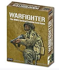 1st edition; a later 2nd edition is available Card game of low level tactical combat on the Western Front during the last year of World War II; Sister game of a game with very similiar name focused on special forces actions in the contemporary era Pl...