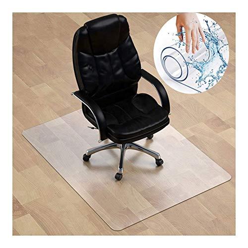 NINGWXQ Oficina Mat Silla for Las alfombras de Piso Alfombra de protección Resistencia a la fricción protección del Medio Ambiente a Prueba de Aceite for Suelos de Madera