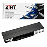 ZTHY 9-Cell R15B 8017 Scud Laptop Battery for Averatec E12T R15B R15D 8750 Scud R15D2 R15G R15GN P14N R14KT1 Durabook U14M N2300 S13Y S15S 23+050221+00 23+050221+11 23+050272+12 6600mAh 73Wh