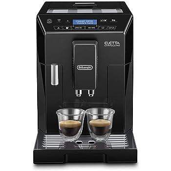 "De'Longhi ECAM 44.660.B - Cafetera SuperAutomatica (15 bares, Panel LED, Capuccino Automático""LatteCrema"", Limpieza Automática) Color Negro"
