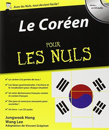 Le Coréen pour les Nuls