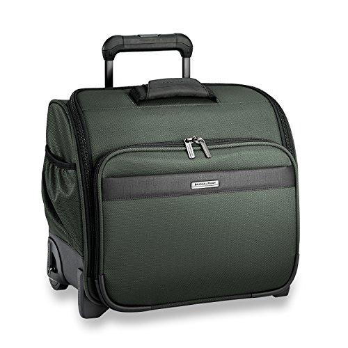 Briggs & Riley Transcend Rolling Cabin Bag, 40cm, 27.4 litres, Rainforest Koffer, 40 cm, liters, Grün (Rainforest)