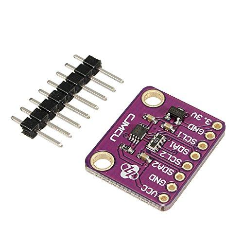 Davitu Module Board Converter Board - 5Pcs CJMCU-9306 PCA9306 2-Bit Bidirectional I2C Bus And SMBus Voltage Level Translator