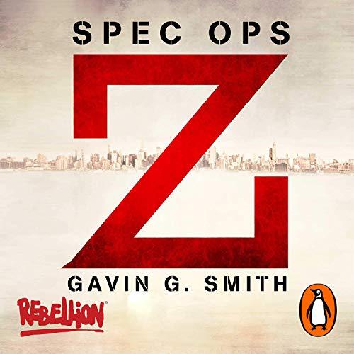 Spec Ops Z cover art