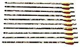 Armbrustbolzen Bolzen für Armbrust 20 Zoll camo