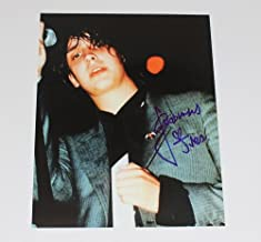 The Strokes This Is It Julian Casablancas Hand Signed Autographed 8x10 Glossy Photo Loa