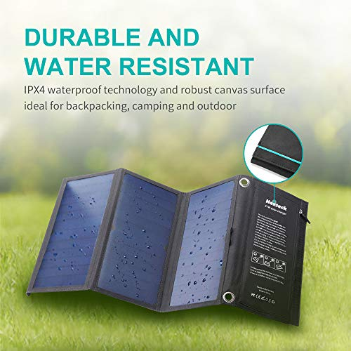 Nekteck 21W USB Portable Solar Panel Charger
