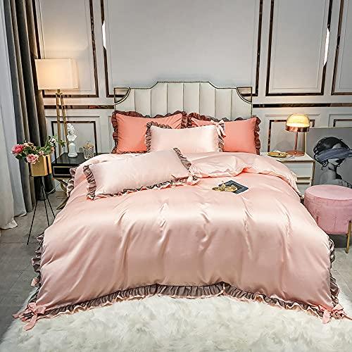 IKITOBI - Lenzuolo con angoli elasticizzati per letto king size, ultra morbido, setoso, liscio e resistente alle pieghe, 1,8 m