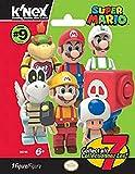 K'nex Super Mario Mystery - Figuras de Bolsa ciega, Serie 9 (1 Unidad AL Azar)