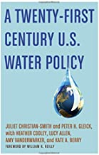 Best a twenty-first century us water policy Reviews