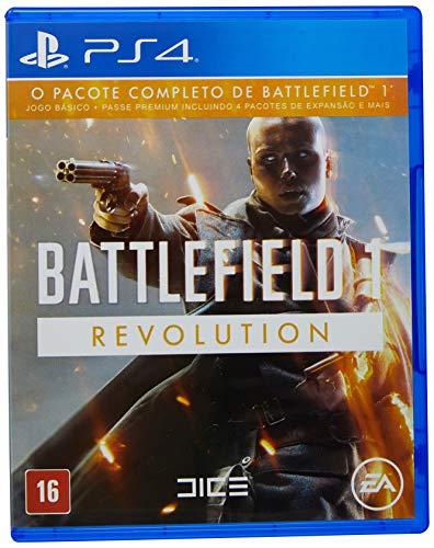 Battlefield 1 Revolution - Pacote Premium - PlayStation 4