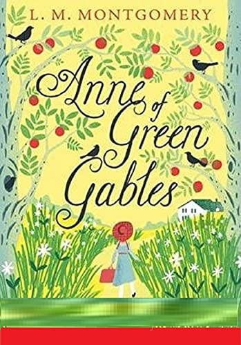 Anne of Green Gables:(illustrated edition)