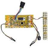 Conjunto de paneles de pantalla de cristal líquido líquido, materiales de calidad hechos de componente de placa electrónica 36V para kugoo eléctrico controlador de bicicleta scooter