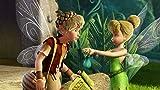 WYFCL 1000 Piezas de Rompecabezas para niños Adultos, póster de película de Tinkerbell, educación Familiar, Vacaciones, Regalo de cumpleaños, decoración Familiar, Vacaciones