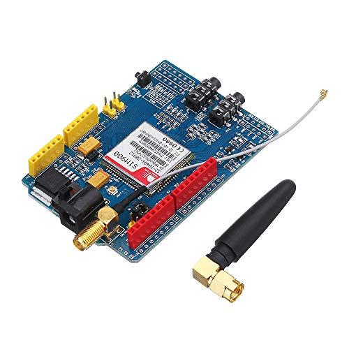 RLJJCS1163 Junta de Desarrollo de SIM900 Quad Band GPRS Shield for Arduino - Productos Que Trabajan con Placas arduinas prescritas
