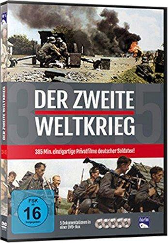 Der Zweite Weltkrieg [5 DVDs]
