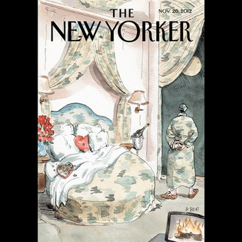 Couverture de The New Yorker, December 10th, 2012 (Elizabeth Kolbert, Ken Auletta, Rachel Aviv)