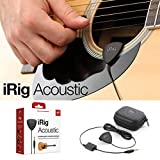 IK Multimedia iRig Acoustic アコースティック・ギター専用モバイルマイク・インターフェイス【国内正規品】