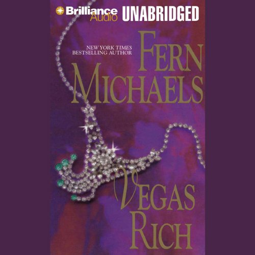 Vegas Rich audiobook cover art