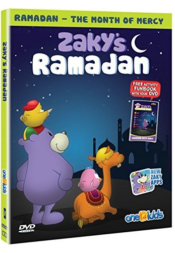 ZAKY'S RAMADAN - SPEND RAMADAN WITH ZAKY & FRIENDS - ONE4KIDS by Zaky