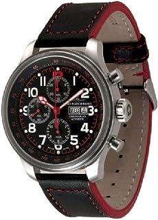 Zeno - Watch Reloj Mujer - OS Pilot Minute Bezel Ring Chrono Day-Date - 8557TVDD-7-a17