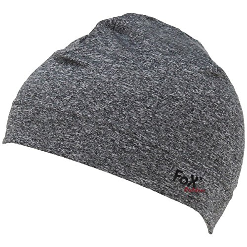 Fox Outdoor Exécuter Cap Gris tallie L/XL